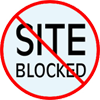 India sites blocked