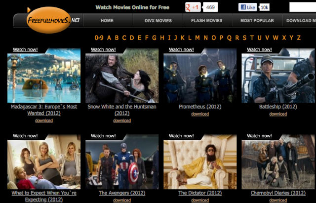5 Sites To Watch Movies Online For Free - MashGeek.com