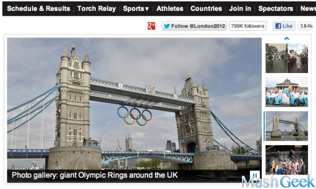 watch olympics online