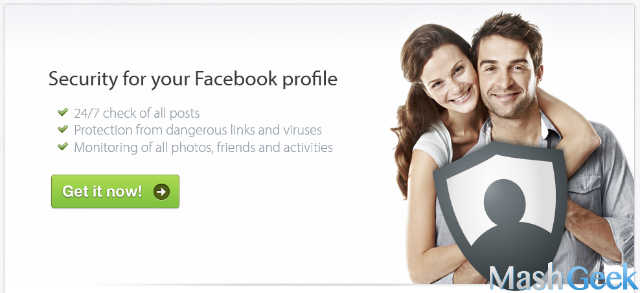 secure facebook profile